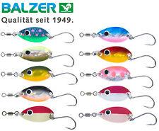 Balzer Forellen Blinker Leaf 1,5g 2,5cm - Forellenblinker, Forellenspoons, Spoon