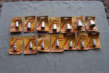 """Steckschlüsseleinsatz 1/2"""" Zoll, Nüsse, Stecknüsse, 10,11,12,13,14,15,16mm, Neu"""