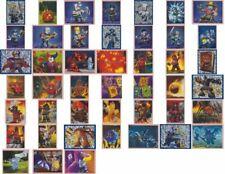 LEGO Nexo Knights sammelsticker-STICKER 91 a 135 scegliere