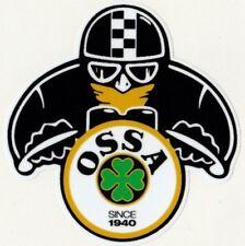 Sticker OSSA biker