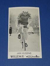 PHOTO CYCLISME 1968 EQUIPE WILLEM II GAZELLE JAN HUGENS WIELRENNEN WIELRIJDER
