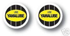 YAMAHA VINTAGE YAMALUBE DECAL GRAPHIC LIKE NOS GRAPHIC