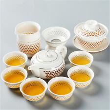 kungfu tea set China creative tea pot gaiwan porcelain tea cup pitcher on sales