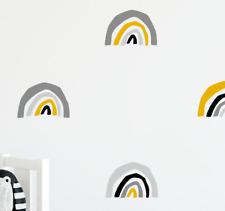RAINBOW Decal Matte Kids Bedroom Living Room Interior Design vinyl various sizes