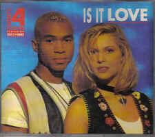Twenty 4 Seven-Is it love cd maxi single eurodance holland