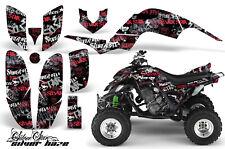AMR RACING ATV QUAD GRAPHIC STICKER KIT YAMAHA RAPTOR 660 PART FREE US SHIPPING!
