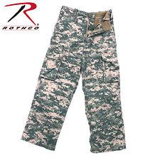 ACU Digital Camo Rothco 66110 Kids Digital Camo BDU Pants