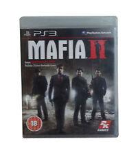 Mafia II (Sony Playstation 3, 2010) da collezione versione limitata