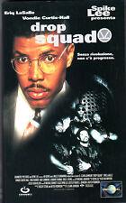 Drop Squad (1995) VHS Universal   Spike Lee