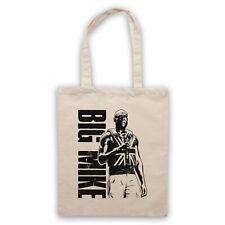 BIG MIKE UNOFFICIAL TRIBUTE GRIME LEGEND UK RAP ARTIST TOTE BAG LIFE SHOPPER