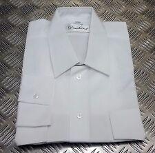 Genuine British Police HMRC White Shirt Old Bill / Bobby Long or Short Sleeve
