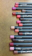 MAC Cosmetics LIP PENCIL Liner Choose Ur Color BNIB - including 2015 Collection