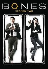 Bones: Season 2 (6pc) (Ws Sub Ac3 Dol Sen)  DVD Emily Deschanel, David Boreanaz,