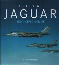SEPECAT JAGUAR - Endangered Species (Tempus Publishing) - New Copy