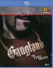Gangland: The Final Season (Blu-ray Disc, 2011, 3-Disc Set)
