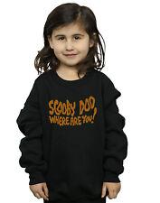 Scooby Doo Girls Where Are You Spooky Sweatshirt