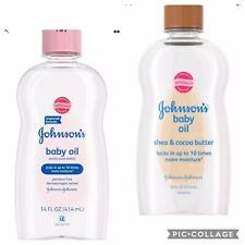 NEW JOHNSON'S Baby Oil