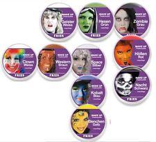 Fries Make-Up Theaterschminke Fasching Karneval verschiedene Farben