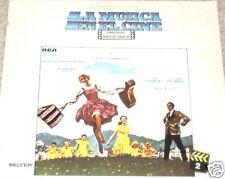 THE SOUND OF MUSIC RARE SPAIN Historia La Musica LP