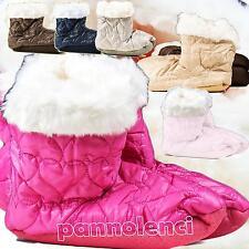 Pantofole ciabatte donna inverno idea regalo pelo antiscivolo babbucce 7615