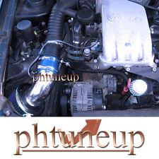 BLUE 1995-1998 VW CABRIO BASE/HIGHLINE/GLS 2.0 2.0L AIR INTAKE KIT SYSTEMS