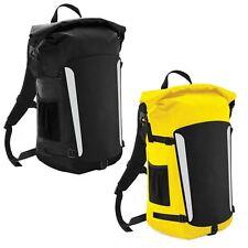 QUADRA QX625 Submerge 25 Litri Waterproof Backpack Zaino Impermeabile in PVC 24746dbaab4