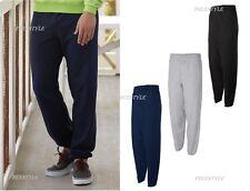 Hanes - ComfortBlend® EcoSmart® Low-pill High-stitch Fleece Sweatpants - P650