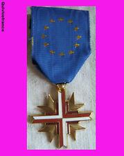 DEC1979 - CROIX CONFEDERATION EUROPEENNE DES ANCIENS COMBATTANTS