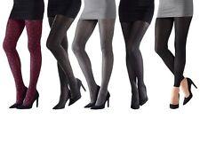 (R42) Damen Feinstrumphose Strumpfhose Leggings blickdicht 60den Gr. S- L