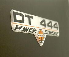 INTERNATIONAL DT 444 / 7.3 POWERSTROKE  EMBLEM SATIN