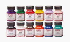 Angelus  Leather Paints 29.5ml , Huge Color Range - FREE POSTAGE - AU SELLER !!!