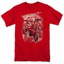 DC Comics New 52 Red Lanterns #1 Cover Red Lantern Tee Shirt Sizes S-3XL