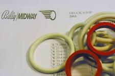 POCHETTE D'ELASTIQUES BALLY/MIDWAY TRUCK STOP