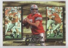 1999 Press Pass Goldenarm #GA7 Joe Germaine Oakland Raiders St. Louis Rams Card