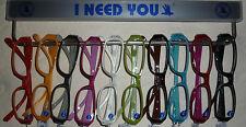 Wenn Lesebrille....dann I NEED YOU - GAUDY - 10 Farben - +1,5 +2,0 +2,5  NEU