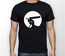 Berserk Guts Berserker Armour Anime Manga Unisex Tshirt T-Shirt Tee ALL SIZES