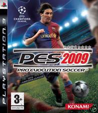 Videogame Pro Evolution Soccer - PES 2009 PS3