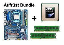 Aufrüst Bundle - Gigabyte GA-MA790XT-UD4P + Phenom II X6 1055T + 4GB RAM #57242