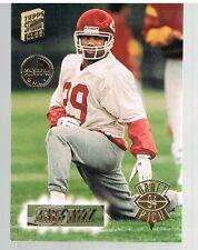 1994 Topps Stadium Club Members Only Draft Pick Greg Hill #197 Chiefs Texas A&M