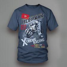 2016 Isle of Man TT Xtreme Racing Motorcycle T-Shirt