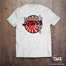 Funny JDM Classics Novelty Japanese Drift Car Enthusiasts Gift T-Shirt Tee
