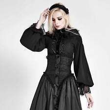 Pyon Cuir sorcières Chapeau Gothique coquille witch a noire punk rave Headpiece s168