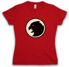 The Big Hawkman Bang Theory logo donna t-shirt Sheldon TBBT Bazinga Cooper