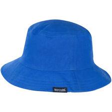 Regatta Boys & Girls Cruze II Cotton Wide Brim Summer Bucket Hat