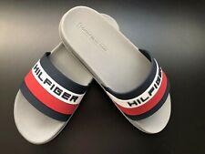 5c351a6b86be Tommy Hilfiger Slides Sandals   Flip Flops for Men 10 Men s US Shoe ...