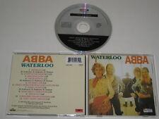 ABBA/WATERLOO(SPECTRUM 550 0342) CD ALBUM
