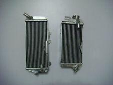 NEW Radiator Pair: KAWASAKI KX-450F KXF450 KX450F 2009-11 10 09 2010 2011