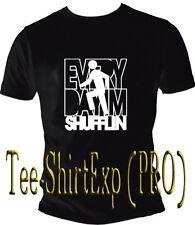T-Shirt Everyday I'm shufflin - Tee Shirt LMFAO Party Rock Anthem - S au XXL