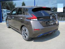 Nissan Leaf II 5 portes 2017-présent Deflecteurs de vent 2 pcs HEKO Bulles