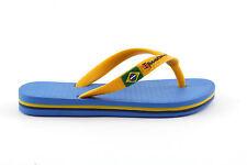 Ciabatta infradito da bambino giallo blu Ipanema brasil junior mare casual gomma